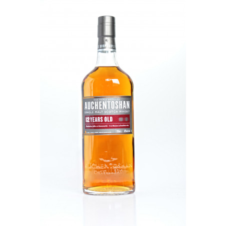 Auchentoshan 12 Years Single Malt Whisky 70CL