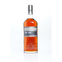 Auchentoshan Three Wood Single Malt Whisky 70CL
