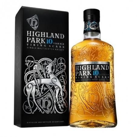 Highland Park 10 Years Single Malt Whisky 70cl