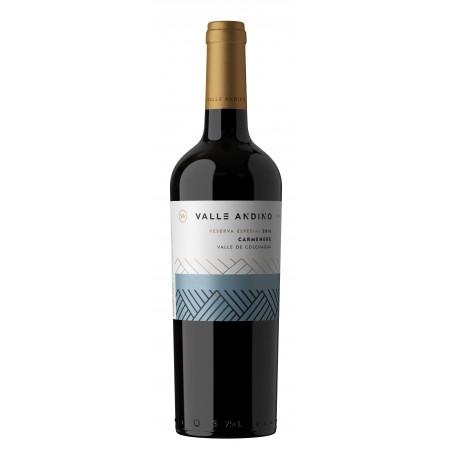 Valle Andino Wijn Reserva Especial Carmenere 75CL