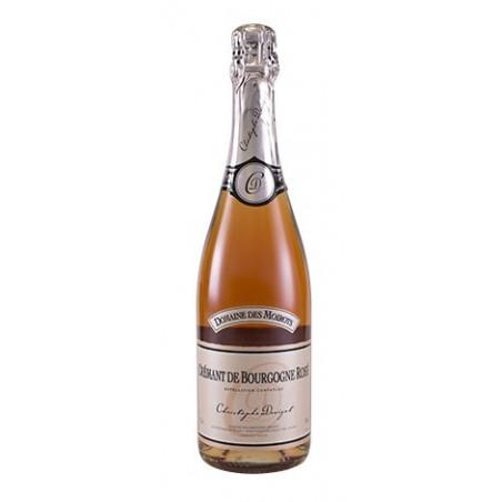 Domaine des Moirots Crémant de Bourgogne Rose 75cl