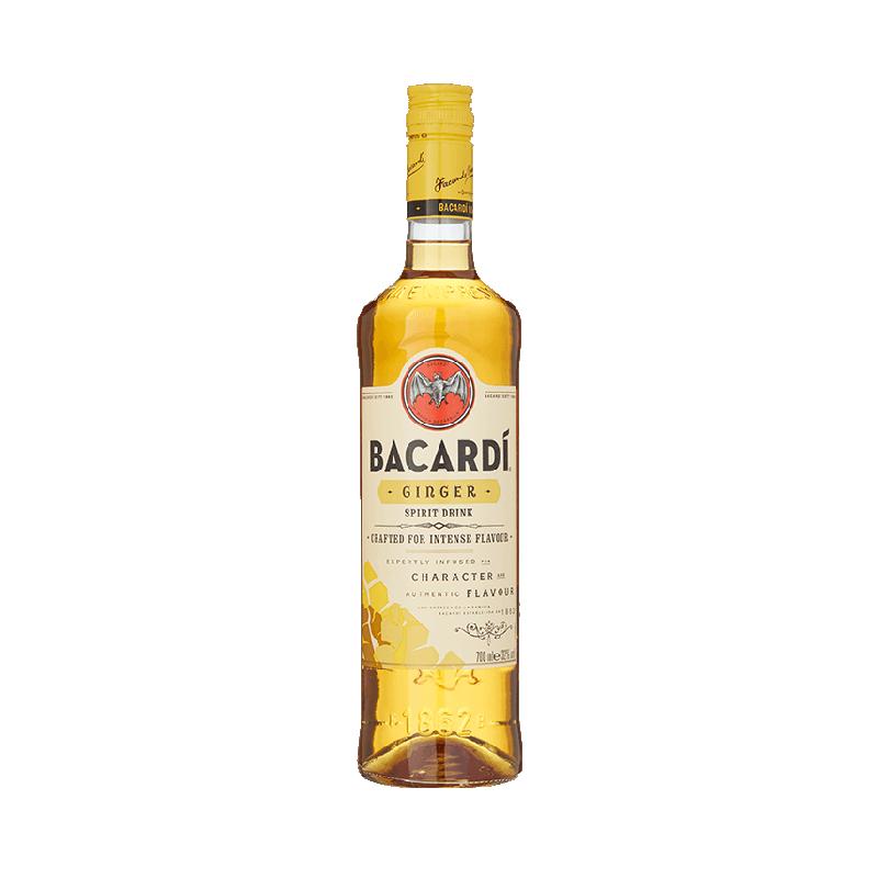 Bacardi Ginger Rum 70CL