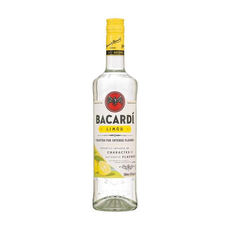 Bacardi Limon Rum 70CL