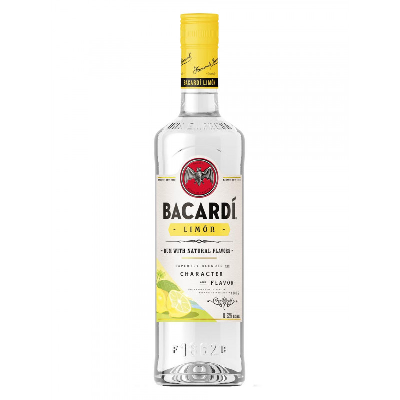 Bacardi Limon Rum 100CL