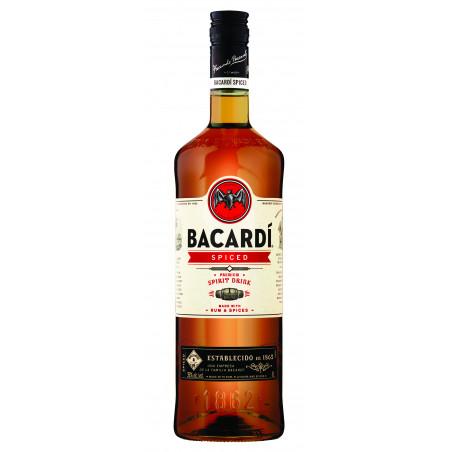 Bacardi Spiced Rum 100CL