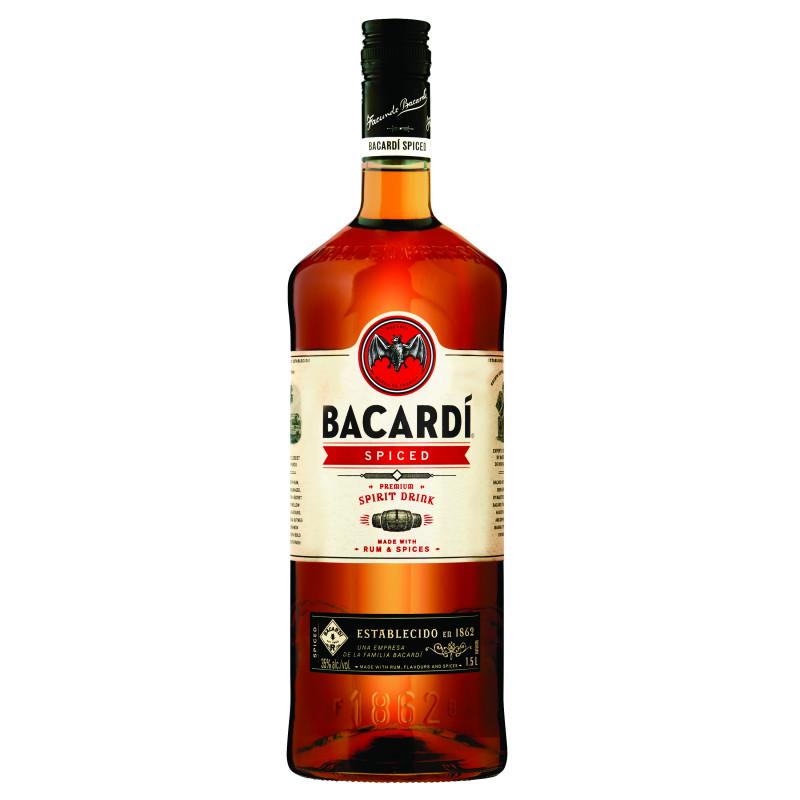 Bacardi Spiced Rum 150CL