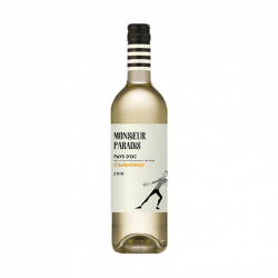 Monsieur Paradis Chardonnay 75cl