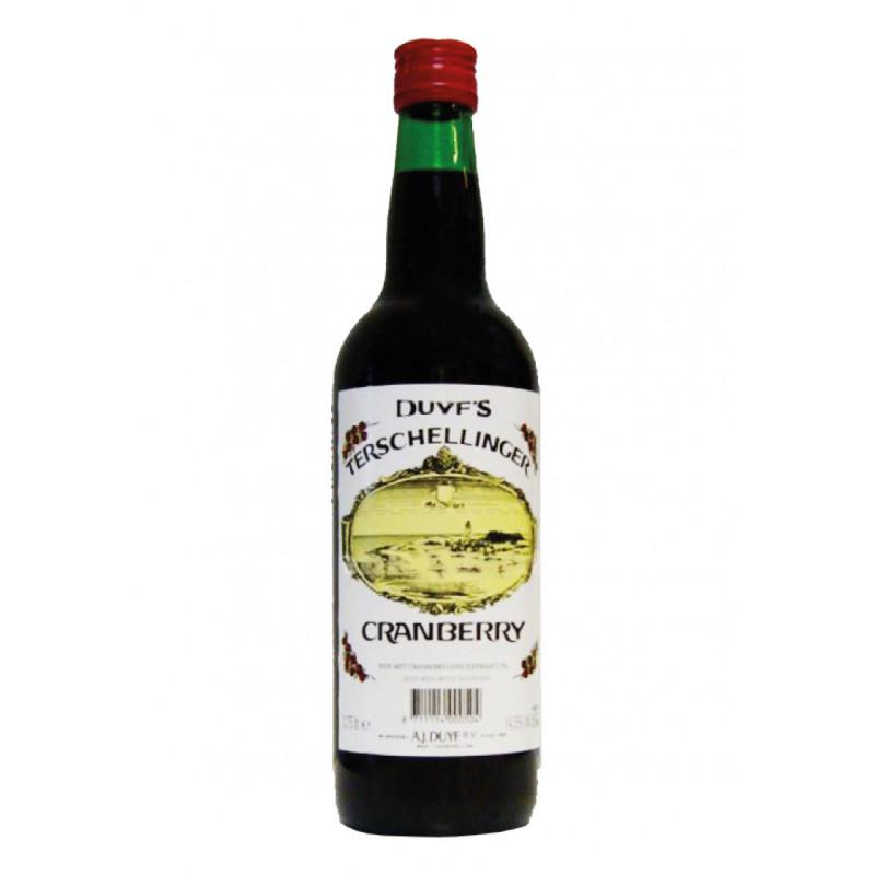 Duyf's Cranberry Wijn 75cl