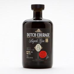Zuidam Dutch Courage Aged Gin 88 70cl