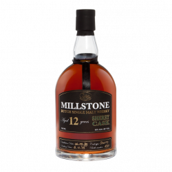 Millstone Sherry Cask 12 Years Single Malt Whisky 70cl