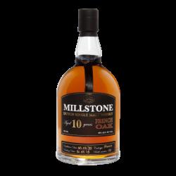 Millstone 10 Years French Oak Single Malt Whisky 70cl
