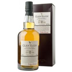 Glen Elgin 12 Years Single Malt Whisky 70CL