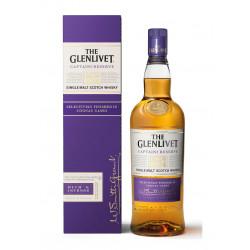 The Glenlivet Captain's Reserve Single Malt Whisky 70cl