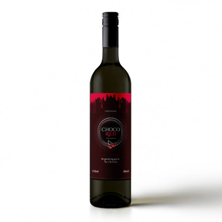 Choco Red Wine 75cl
