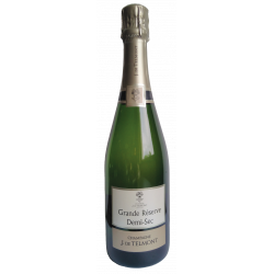 J. de Telmont Grande Reserve Demi-Sec Champagne 75cl