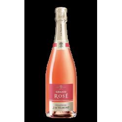 J. de Telmont Grande Reserve Rose Brut Champagne 75cl