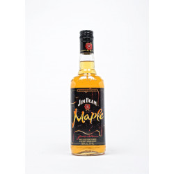 Jim Beam Maple Whiskey 70CL