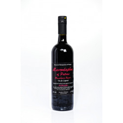 Patraiki Mavrodaphne Black Label 75cl