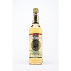Montezuma Tequila Gold 70cl