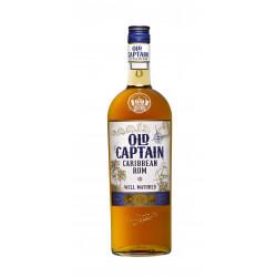 Old Captain Rum Bruin 100CL
