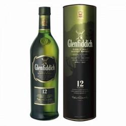 Glenfiddich 12 Years Single Malt Whisky 100CL
