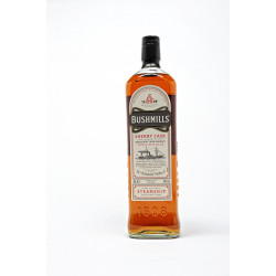 Bushmills Steamship Sherry Cask Whiskey 100CL