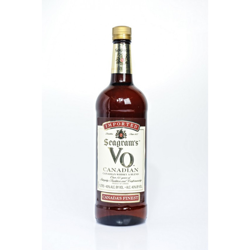 Seagram's Vo Canadian Whisky 100CL