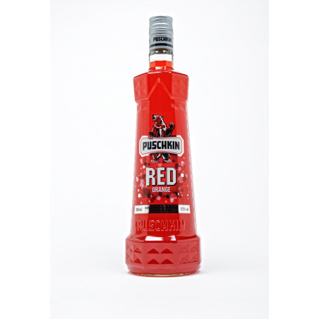 Puschkin Red Vodka 100CL