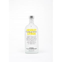 Absolut Citron Vodka 70CL