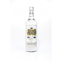 Czar Peter Vodka 100CL