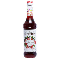 Monin Cranberry Siroop 70CL