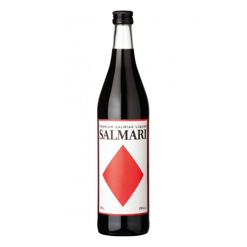 Salmari Premium Salmiak Liquor 70CL