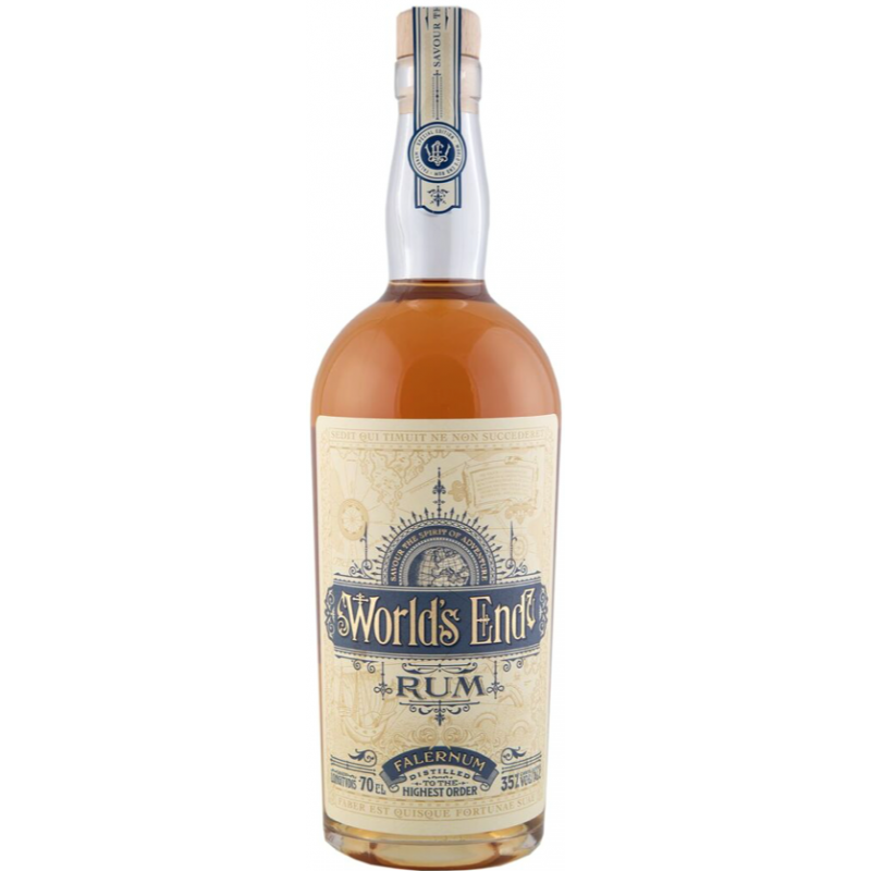 World's End Falernum Rum 70CL