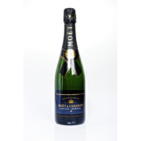 Moet & Chandon Nectar Imperial Champagne 75CL