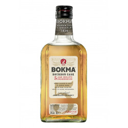 Bokma 5 Years Bourbon Cask 70CL