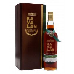 Kavalan Solist Amontillado Cask Strenght Single Malt Whisky 70CL
