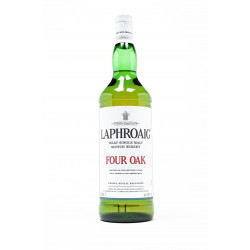Laphroaig Four Oak Single Malt Whisky 100CL