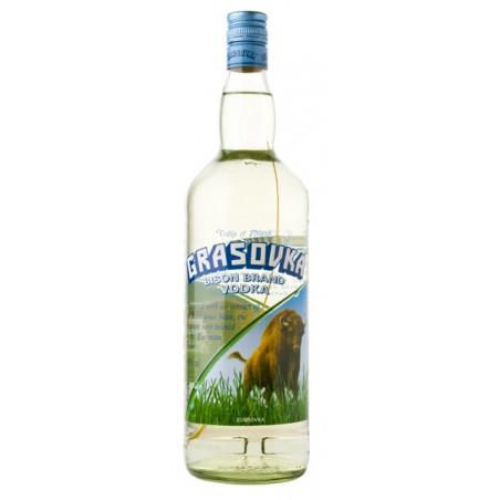 Grasovka Vodka 70CL
