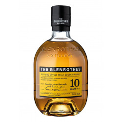 The Glenrothes 10 Years Single malt Whisky 70CL