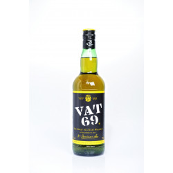 Vat 69 Blended Scotch Whisky 70CL