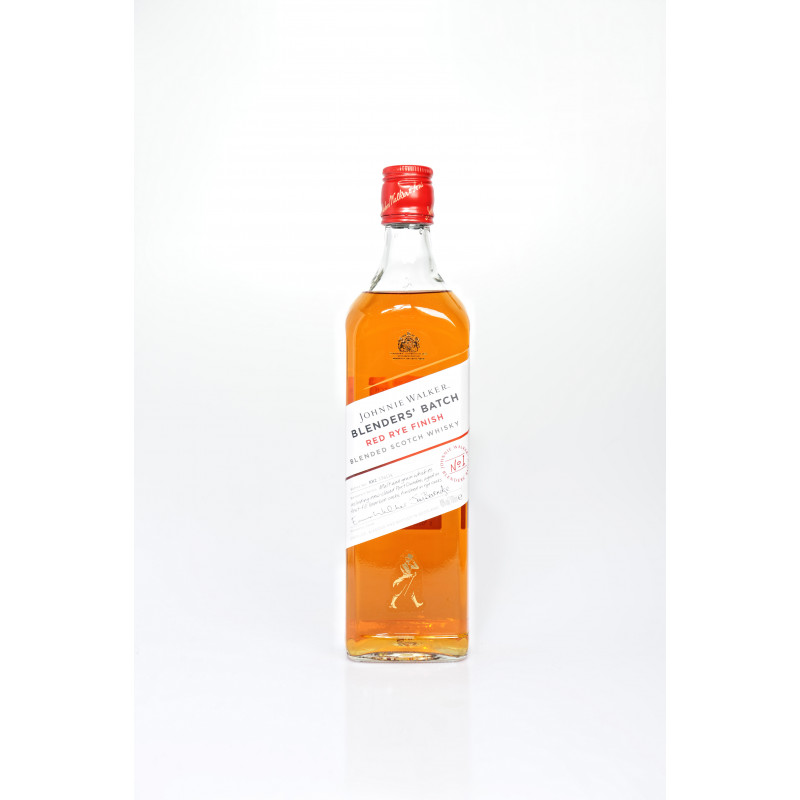 Johnnie Walker Red Rye Whisky 70CL