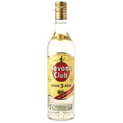 Havana Club Añejo 3 Anos Rum 100CL
