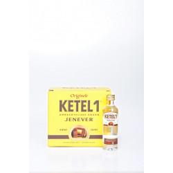 Ketel 1 Jenever Mini 12 x 5CL
