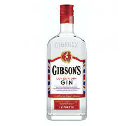 Gibson's Dry Gin 70CL