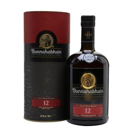 Bunnahabhain 12 Years Single Malt Whisky 70CL