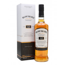 Bowmore 12 Years Single...