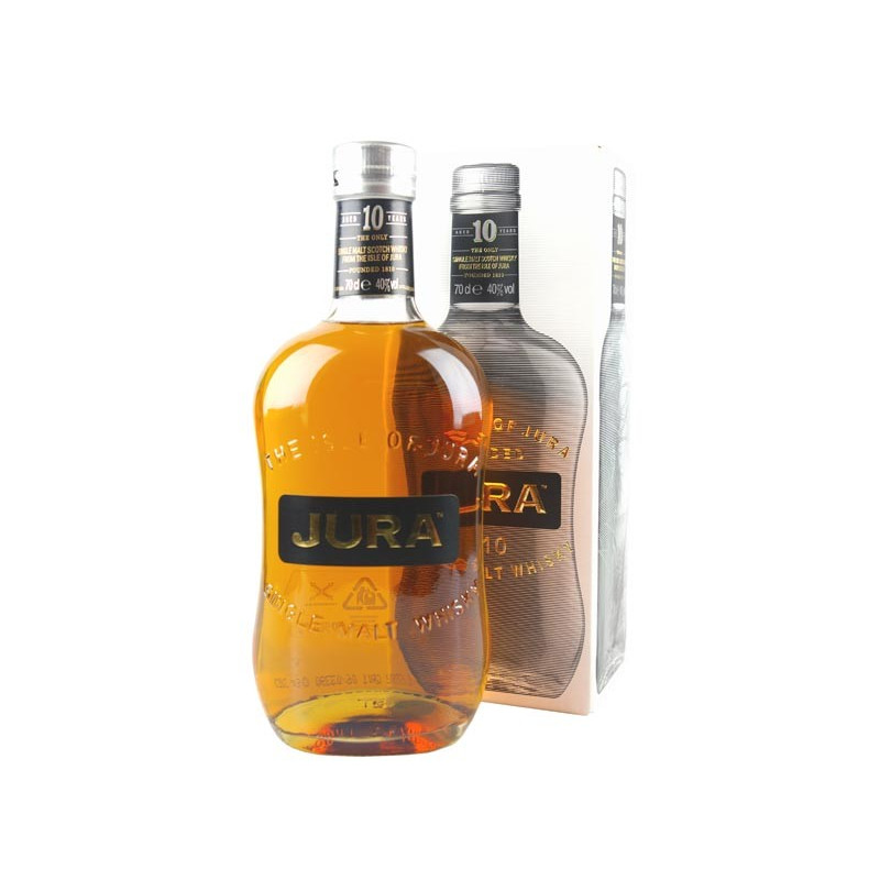Isle of Jura Whisky 10 Years 100CL